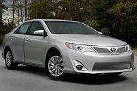 Дефлекторы окон (ветровики), комплект. (EGR) - Camry - Toyota - 2012 92492067B