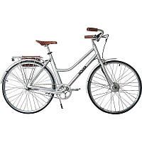 Електровелосипед ROVER Vintage Lady Brushed alu