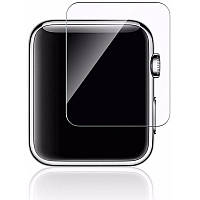 Скло захисне Tempered Glass для Apple iWatch 42мм Прозорий