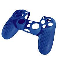 Чохол Hama для Маніпулятора Sony Playstation 4 Controller Синій