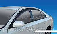 Дефлекторы окон к-т 4 шт. - Sonata - Hyundai - 2004