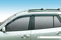 Дефлекторы окон к-т 4 шт. (CLOVER) - Santa Fe - Hyundai - 2006