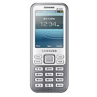 Мобільний телефон SAMSUNG GT-C3322 White