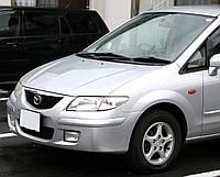 Защита передних фар, прозрачная. (EGR) - Premacy - Mazda - 2002