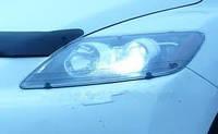 Защита передних фар, прозрачная, EGR - CX-7 - Mazda - 2006