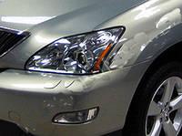 Защита передних фар, прозрачная, EGR - RX - Lexus - 2003