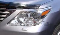 Защита передних фар, прозрачная. (EGR) - LX - Lexus - 2008