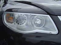 Защита передних фар, прозрачная, EGR - Touareg - Volkswagen - 2007