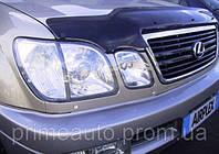 Защита передних фар, прозрачная. (Airplex) - LX - Lexus - 1998