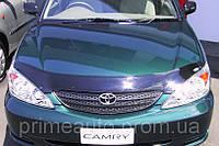Защита передних фар, прозрачная. (Airplex) - Camry - Toyota - 2001
