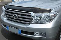 Защита передних фар, прозрачная. (Airplex) - Land Cruiser - Toyota - 2008