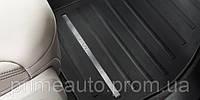 Коврики резиновые, комплект 4 штуки,(Land Rover) - Evoque - Land Rover - 2012