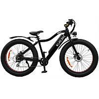 Електровелосипед Like.Bike Hulk (black)