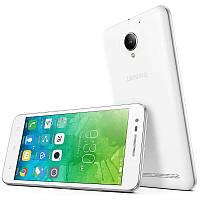 Смартфон LENOVO C2 (K10a40) Dual Sim (білий)