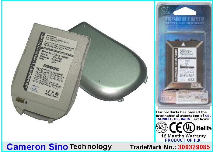 Аккумулятор LG G850 850 mAh Cameron Sino