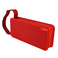 Портативна акустика AIR MUSIC GO! (red)