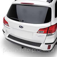 Накладка на задний бампер. Subaru. - Outback - Subaru - 2010