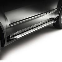 Подножки боковые, алюминий - Sport. (Acura) . - MDX - Acura - 2010