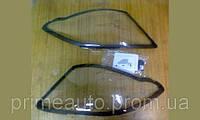 Седан/Универсал - Защита передних фар, прозрачная, с карбоновой окантовкой. (EGR) - Corolla - Toyota - 2004 1049CF
