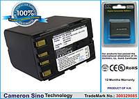 Аккумулятор JVC BN-V428 3300 mAh Cameron Sino