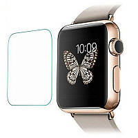 Скло захисне Ultra Tempered Glass для Apple iWatch 42мм 0.33мм Прозорий