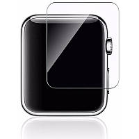 Скло захисне Tempered Glass для Apple iWatch 38мм Прозорий