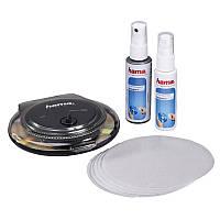 Набір Hama для очищення та ремонту  дисків СD/ DVD Cleaning Kit 4в 1
