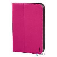 Чохол-книжка Hama для Samsung Galaxy Tab 4 7.0 Weave ser. Рожевий(00126757)