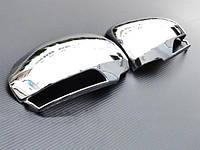 Хромированные накладки на зеркала с поворотниками. (Wellstar) - Corolla - Toyota - 2002 PAXTC02