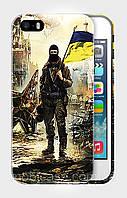 "Чехол для для iPhone 4/4s""SELF-DEFENS""."