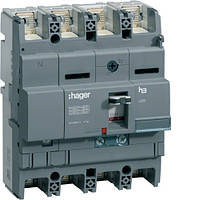 Автоматический выключатель h250 In=250А 4п 40kA
