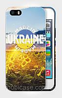 """Чехол для для iPhone 4/4s""""MADE IN UKRAINE""""."""