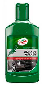 Turtle Wax BLACK IN FLASH - Черная молния