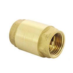 """Клапан с латунным штоком 25 1"""" (Украина)"""