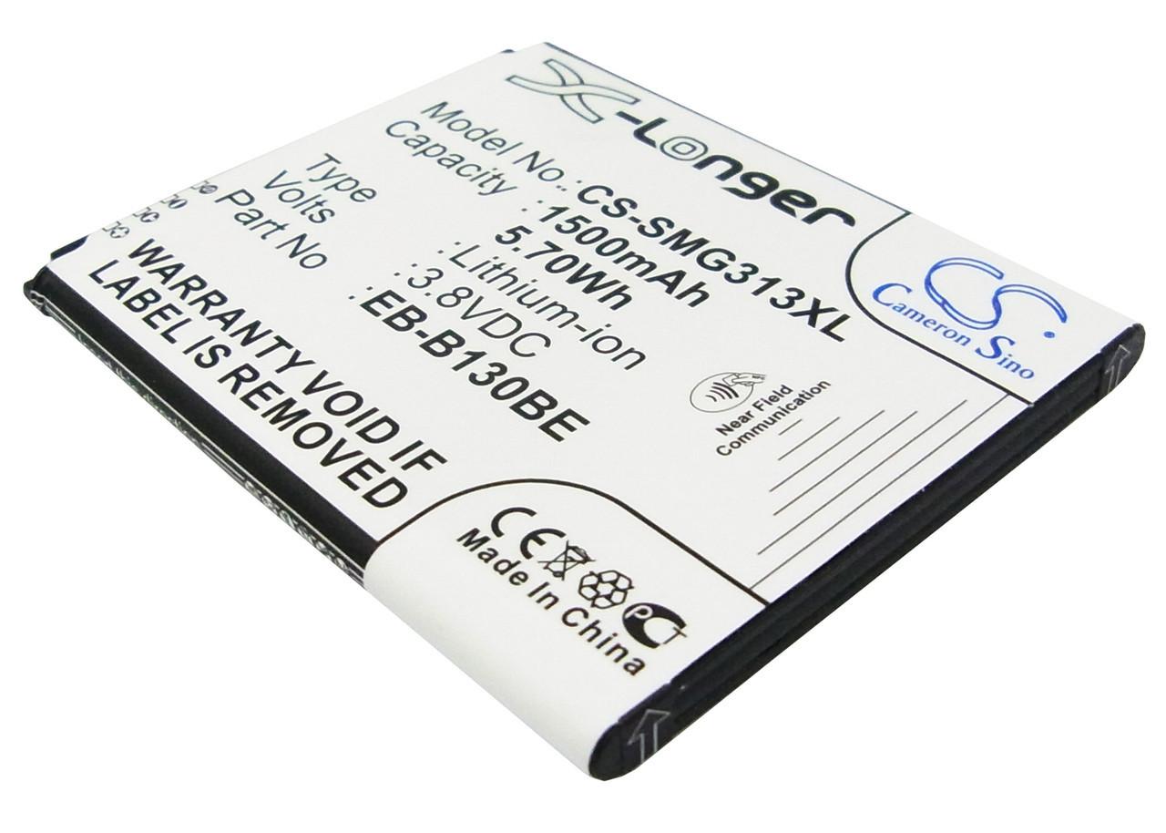 Аккумулятор Samsung Galaxy V Dual SIM 1500 mAh Cameron Sino