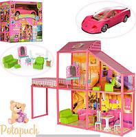 Игровой домик для кукол М 6981