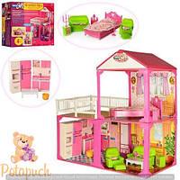 Игровой домик для кукол М 6982B