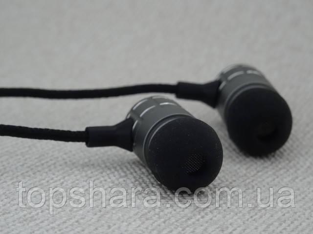 Наушники беспроводные Bluetooth Extra Bass SONY STN-861 серые