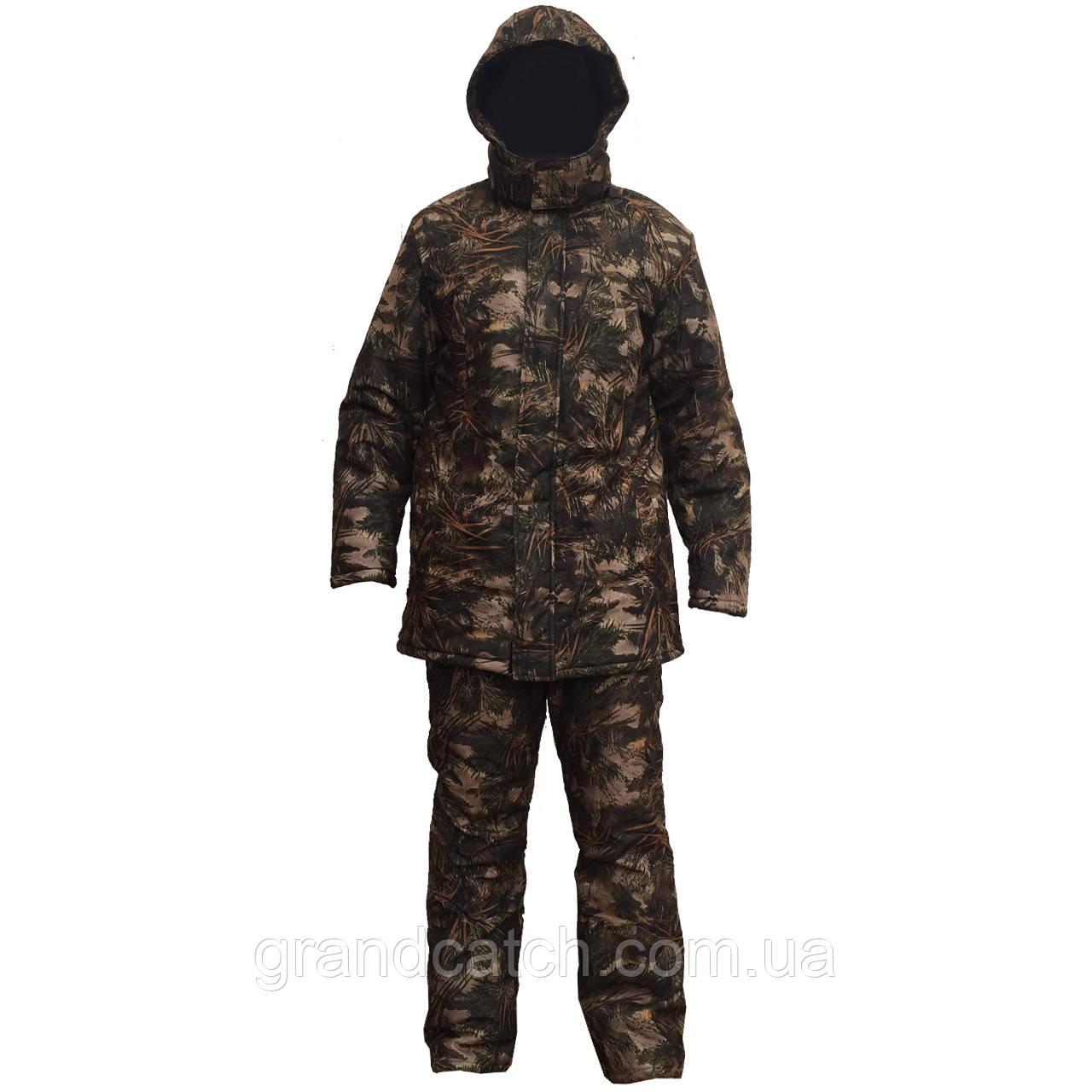 Зимний костюм для охоты и рыбалки мембрана AL-03