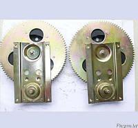 Стеклоподъёмник двери , комплект МАЗ (правый+левый)