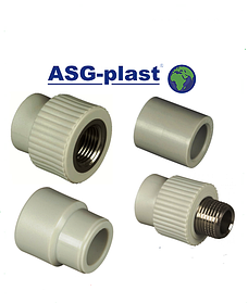 Муфты ASG-PLAST