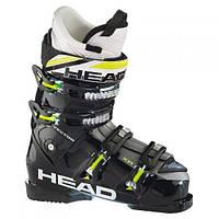 горнолыжные ботинки Head Vector xp black - yellow 605046 2016