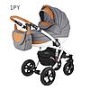 Детская универсальная коляска 2 в 1 ADAMEX Avila 01PY