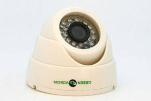 Камера для відеоспостереження GV-014-AHD-E-DIO10-20