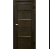 Двери межкомнатные шпонированые Коллекции Мегаполис Вена глухие Омис