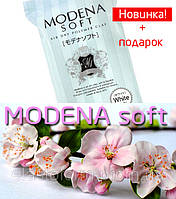 Modena Soft Модена Софт (Япония,Падико) холодный фарфор, cамоотвердевающий пластик,  белый., фото 1