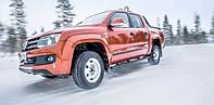 Тест зимних шин размера 245/65 R17 от SUV Magazin