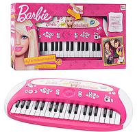 Детский синтезатор-пианино 784178 Барби ***