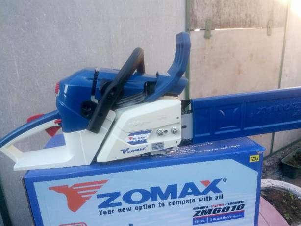 Бензопила ZOMAX ZM6010 (4.0 л.с.)
