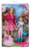 "Игровой набор Барби и Стейси Соревнование на коня серии ""Барби и ее сестры""/Barbie and Stacie in a Pony Tale , фото 2"
